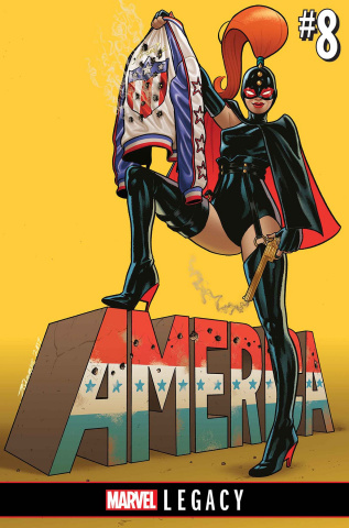 America #8: Legacy