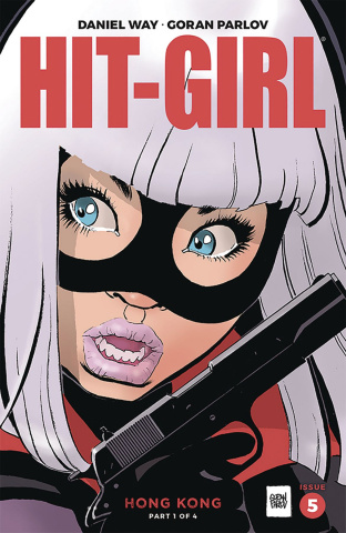 Hit-Girl, Season Two #5 (Parlov Cover)
