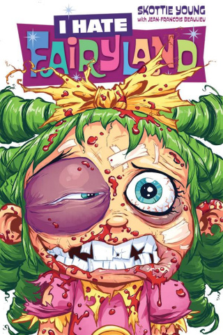 I Hate Fairyland #3 (Young Cover)