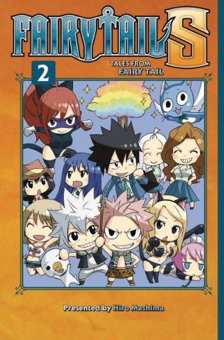 Fairy Tail S Vol. 2