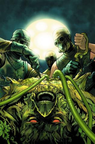 Swamp Thing #30