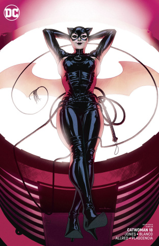 Catwoman #18 (Variant Cover)
