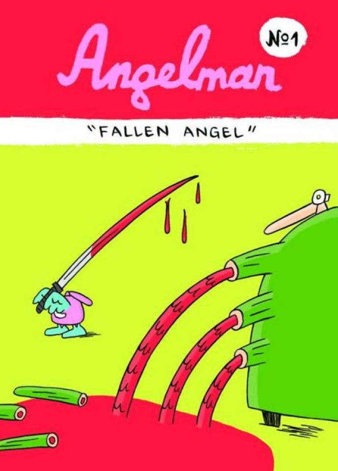 Angelman: Fallen Angel