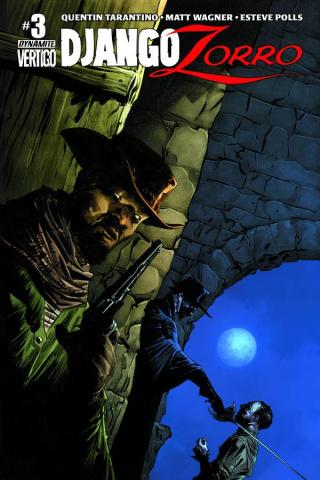 Django / Zorro #3 (Lee Cover)