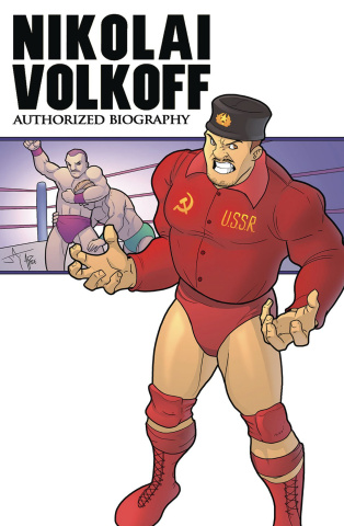 Turnbuckle Titans #3: Nikolai Volkoff