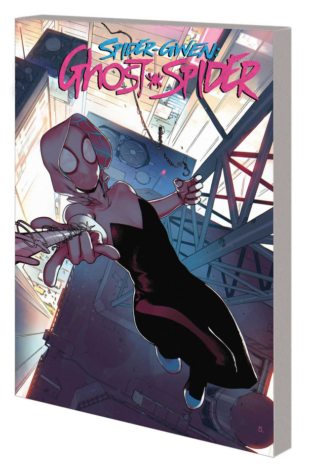Spider-Gwen: Ghost Spider Vol. 2: The Impossible Year