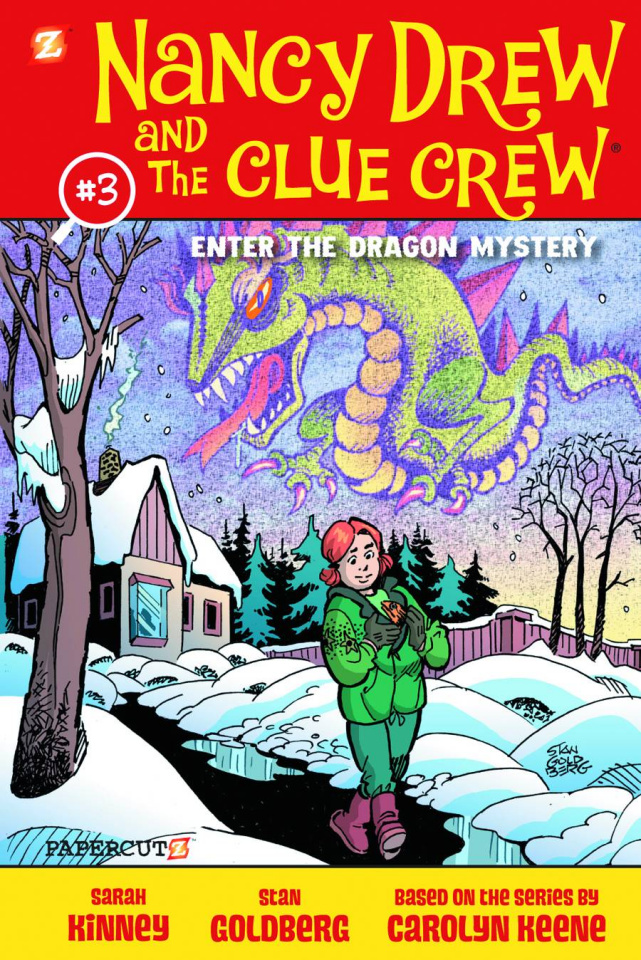 Nancy Drew & The Clue Crew Vol. 3: Enter the Dragon Mystery