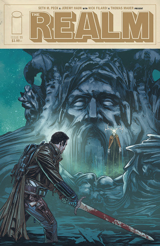 The Realm #11 (Haun & Filardi Cover)