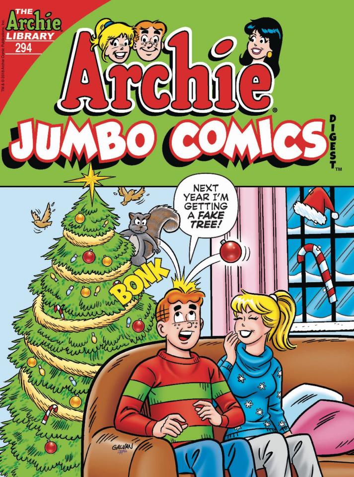 Archie Jumbo Comics Digest #294