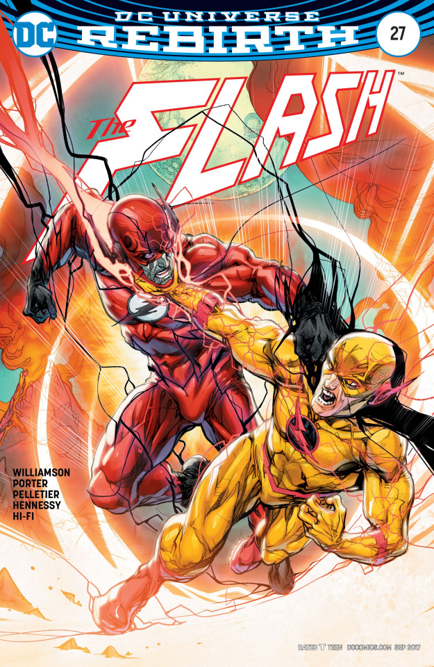The Flash #27 (Variant Cover)