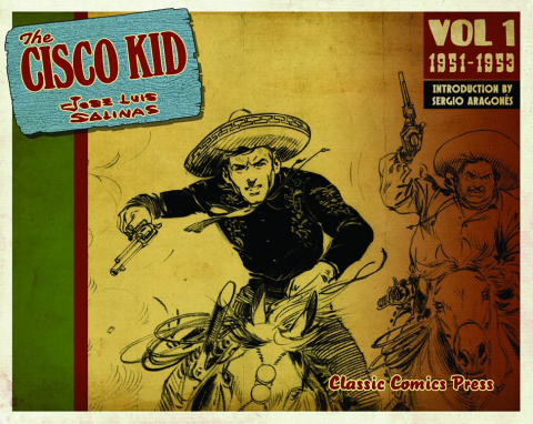 The Cisco Kid Jose Vol. 1 1951-1953