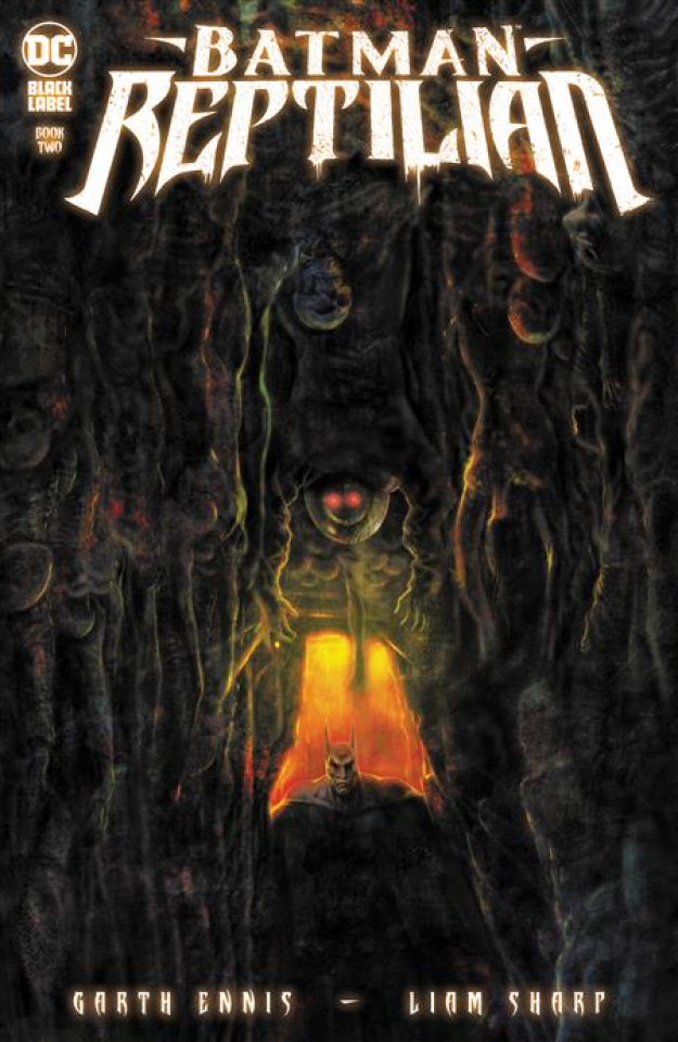 Batman: Reptilian #2 (Liam Sharp Cover)