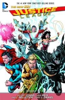 Justice League Vol. 3: Throne of Atlantis