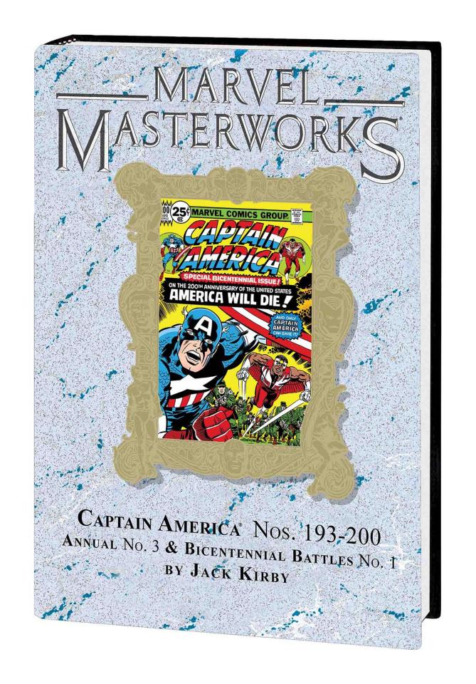 Captain America Vol. 10 (Marvel Masterworks)