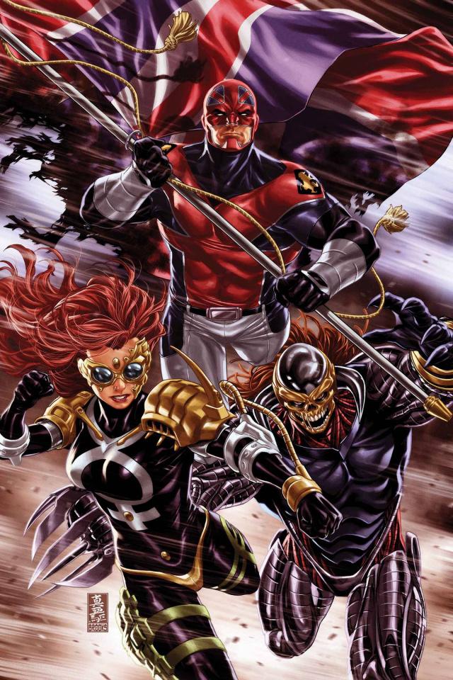 Revolutionary War: Omega #1