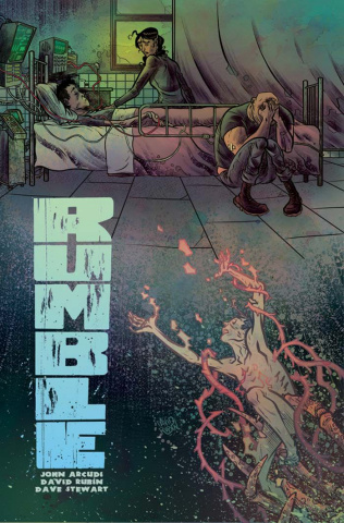 Rumble #4 (Rubin Cover)