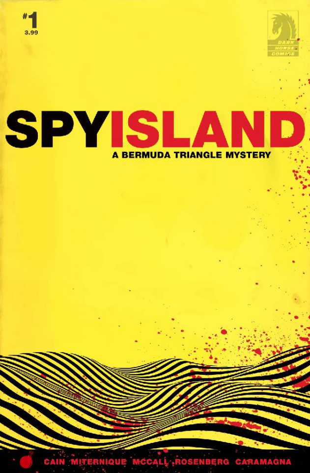 Spy Island #1 (2nd Printing)
