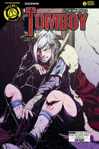 Tomboy #2 (Jun-Ha Kim Cover)