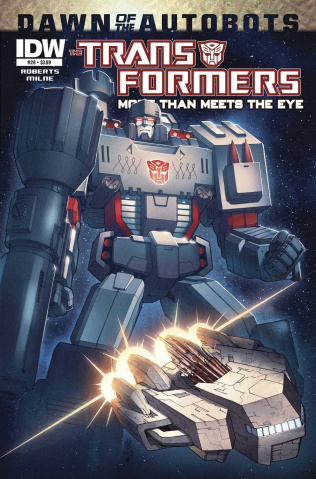 The Transformers: More Than Meets the Eye #28