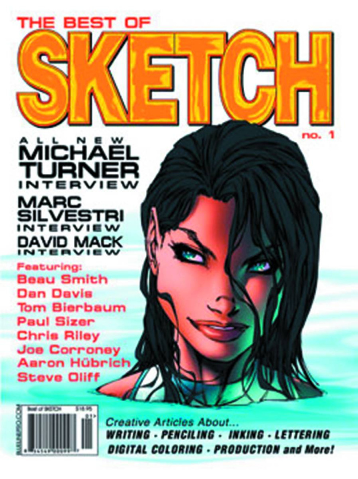 The Best of Sketch Magazine Vol. 1