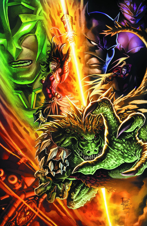 Infinite Crisis: The Fight for the Multiverse #9