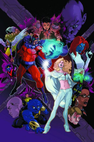X-Men: Earth's Mutant Heroes #1