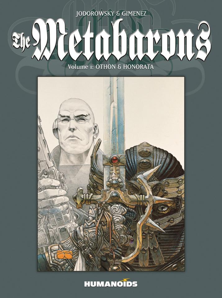 The Metabarons Vol. 1: Othon & Honorata