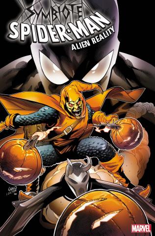 Symbiote Spider-Man: Alien Reality #2