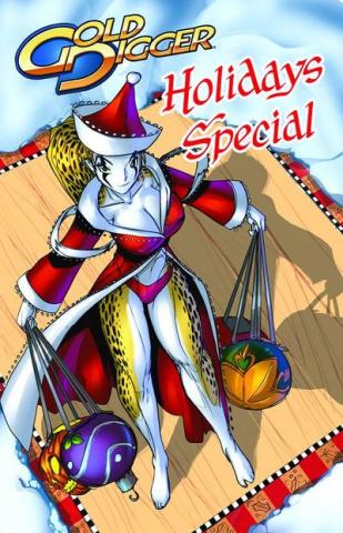 Gold Digger Holidays Special #1