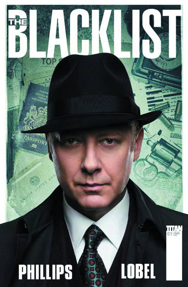 The Blacklist #1 (Subscription Photo Cover)