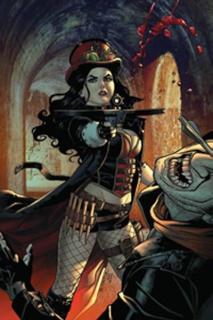Grimm Fairy Tales: Van Helsing vs. Dracula