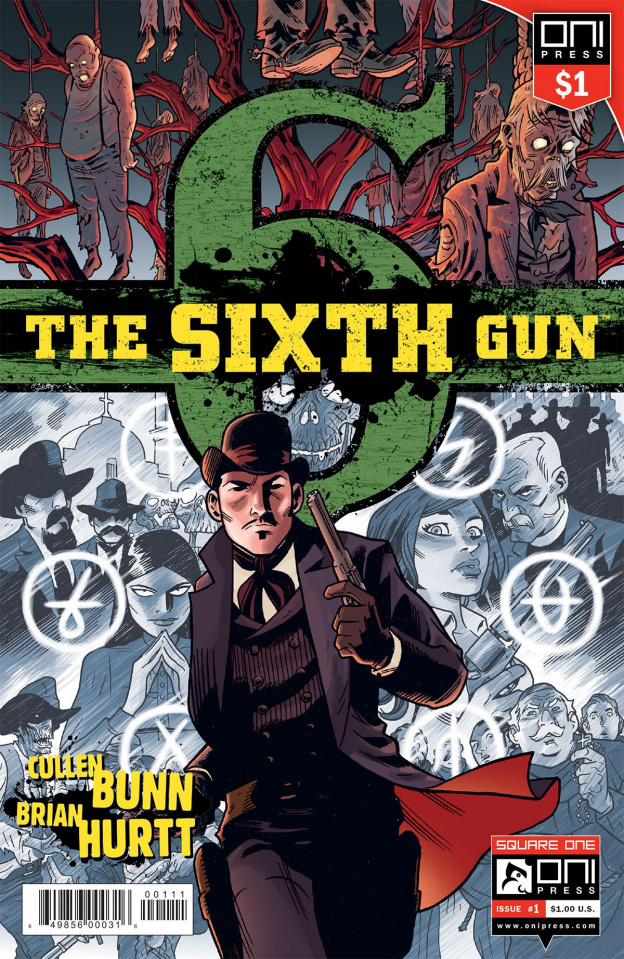 The Sixth Gun #1 (1 Dollar Edition)