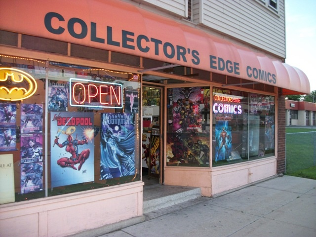 Collector's Edge Comics West