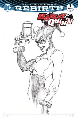 Harley Quinn #1 (Aspen Cover)