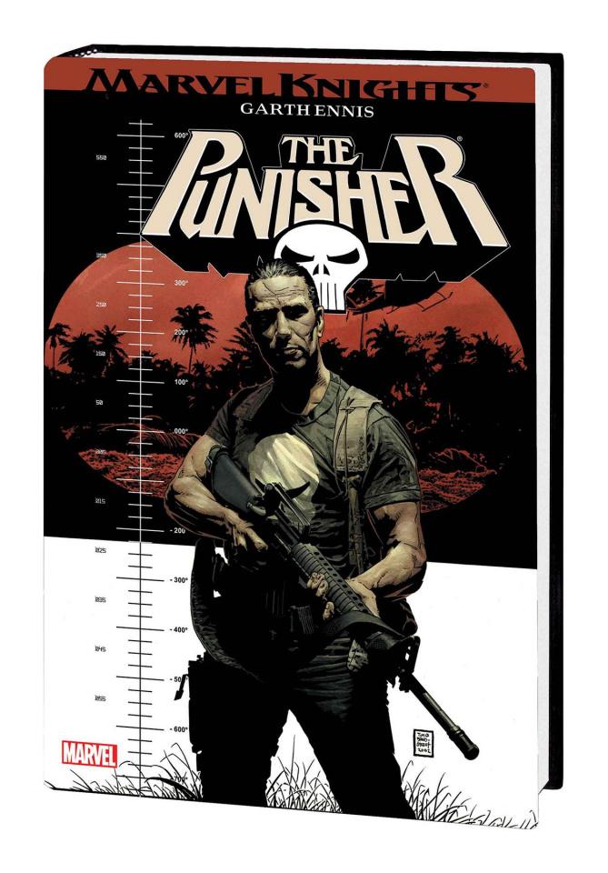 The Punisher by Garth Ennis (Omnibus)