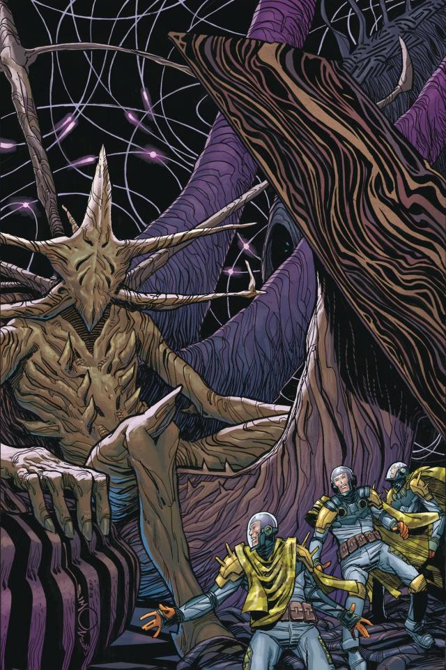 Alien: The Original Screenplay #1 (Simonson Cover)