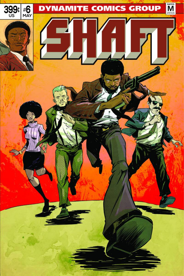 Shaft #6 (Greene Subscription Cover)