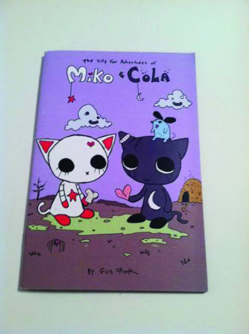 The Silly Fun Adventures of Miko & Cola