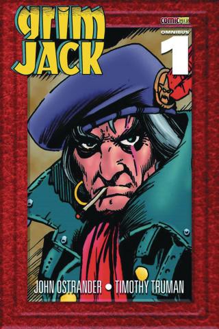 Grimjack Vol. 1 (Omnibus)