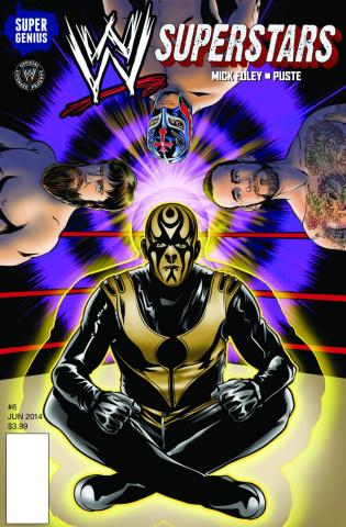 WWE Superstars #6