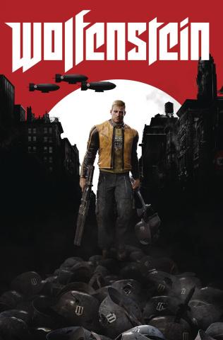 Wolfenstein #2 (Game Cover)