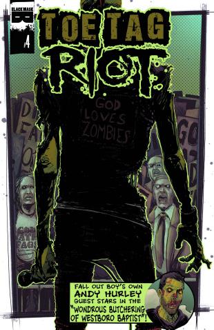 Toe Tag Riot #4