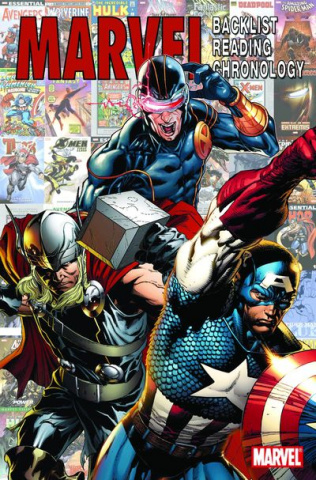 Marvel Backlist Reading Chronology #1