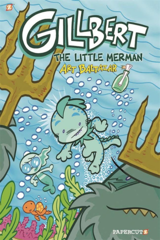 Gillbert, The Little Merman Vol. 1