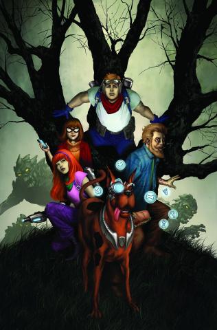 Scooby: Apocalypse #7 (Variant Cover)
