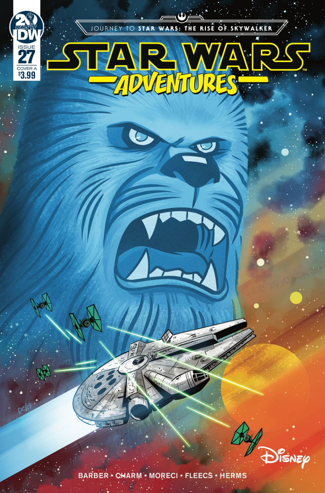 Star Wars Adventures #27 (Charm Cover)