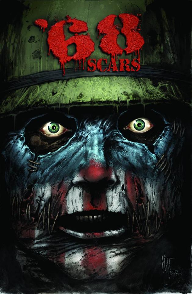 '68: Scars #4 (Jones Cover)