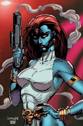 Avengers #9 (X-Men Card Cover)