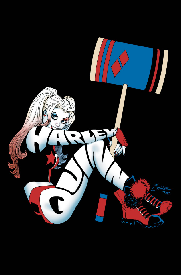 Harley Quinn by Conner & Palmiotti Vol. 2 (Omnibus)