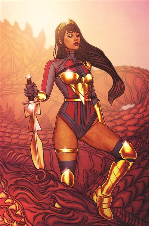Future State: Wonder Woman #1 (Jenny Frison Card Stock Cover)